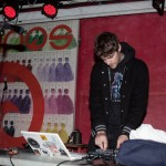 Ryan Hemsworth & Deniro Farrar at Portals Traveling Showcase (CMJ)
