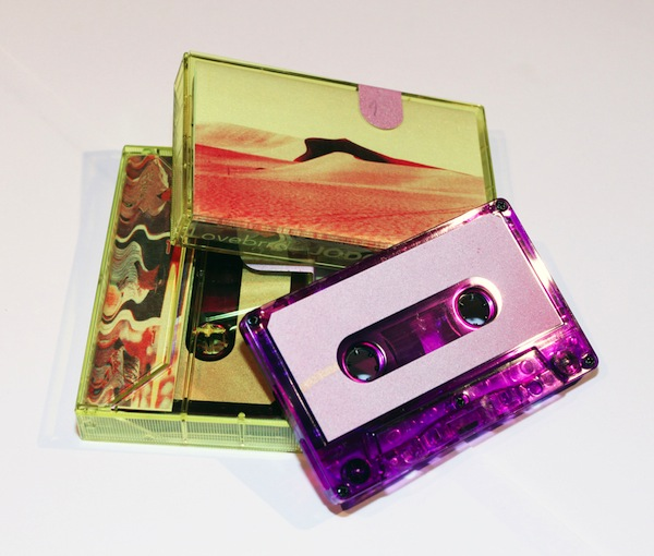 Jodocus Cassette and artwork