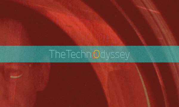 techno odyssey feature art