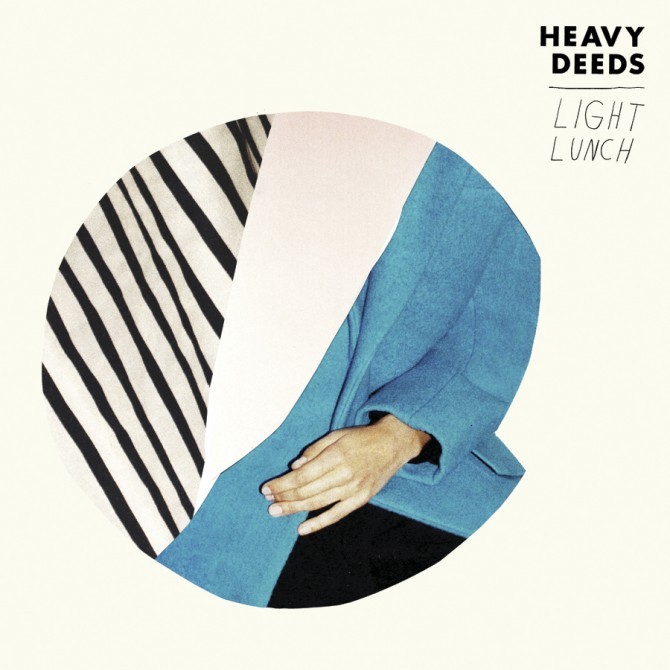 Heavy Deeds Light Lunch LP