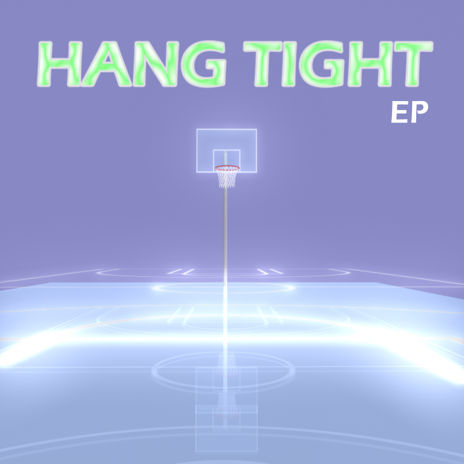 Hang Tight, EP cover.
