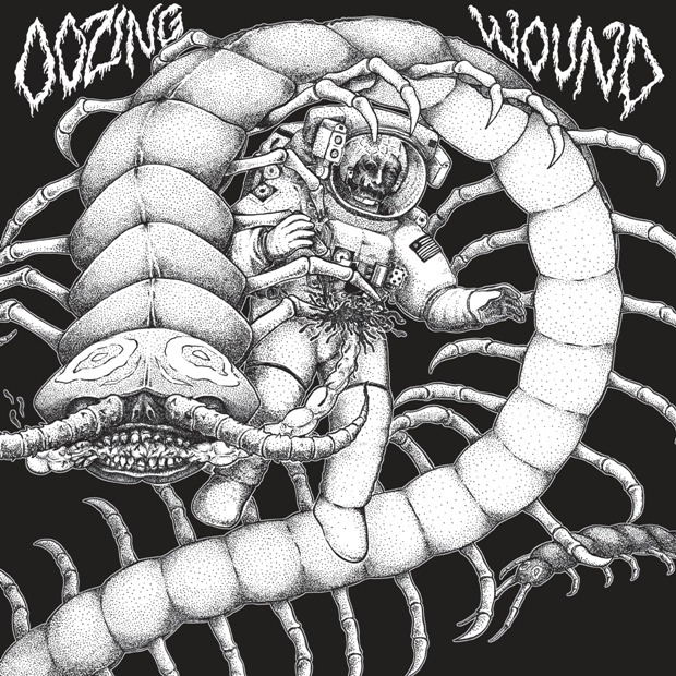 oozing-wound
