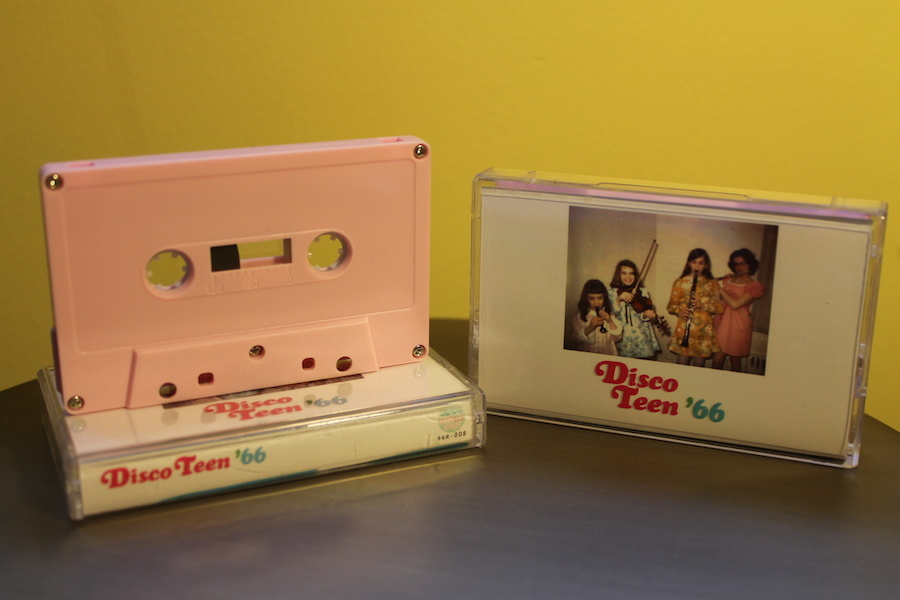 Disco Teen 66 Tapes