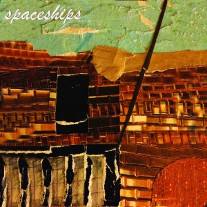 Spaceships EP Cover